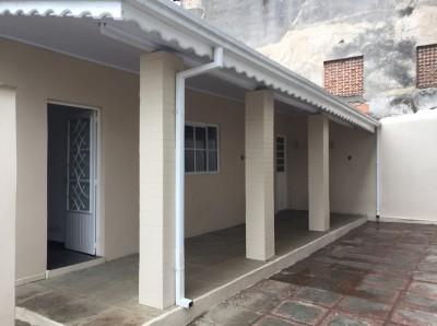 Rua Zacarias Goes e Vasconcelos